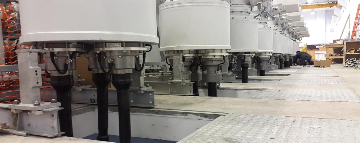 شرکت شاهین مفصل تولید کننده اتصالات کابل های برق و مخابرات